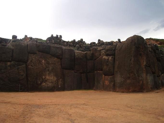 Sacsayhuamán. Cuda wokół miasta Cuzco