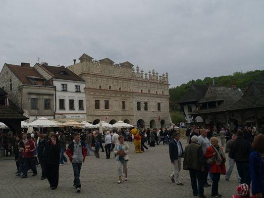 Kazimierz Dolny Turystyczna mekka?