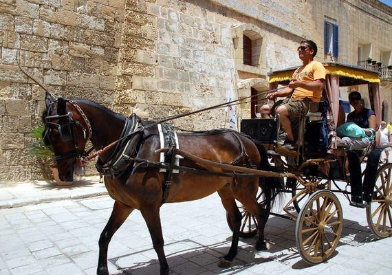 Rabat i Mdina. Najstarsze miasto na Malcie