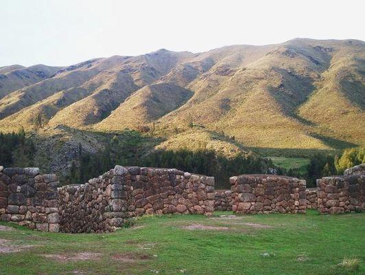 Quenco W Świętej Dolinie Inków