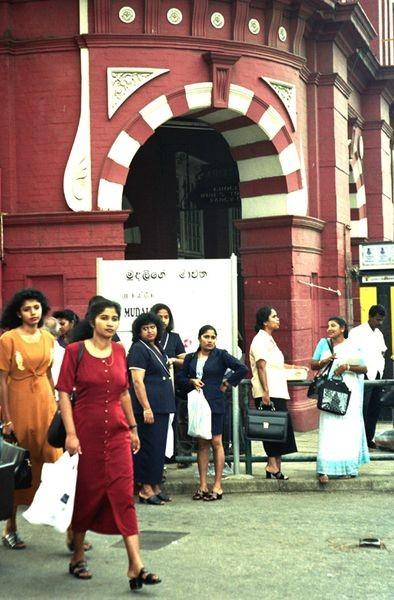 Kolombo. W egzotycznym świecie Orientu