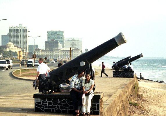 Kolombo Kalamba to znaczy port