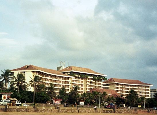 Kolombo. Kalamba to znaczy port