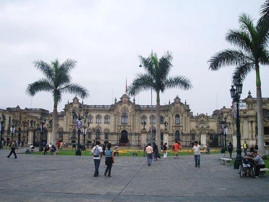 Lima. W kolonialnym Starym Mieście