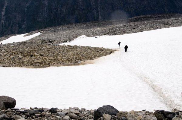 Galdhøpiggen Najwyższy szczyt Norwegii i Skandynawii