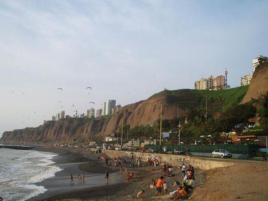 Lima. Tanio i bezpiecznie w dzielnicy Miraflores