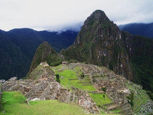 Machu Picchu Królewskie miasto Inków