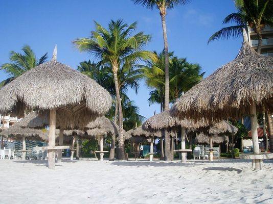 Aruba Nie trzeba robić nic na wyspie szczęśliwej