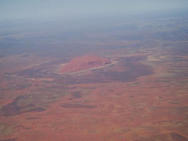 Uluru. Święta skała Aborygenów