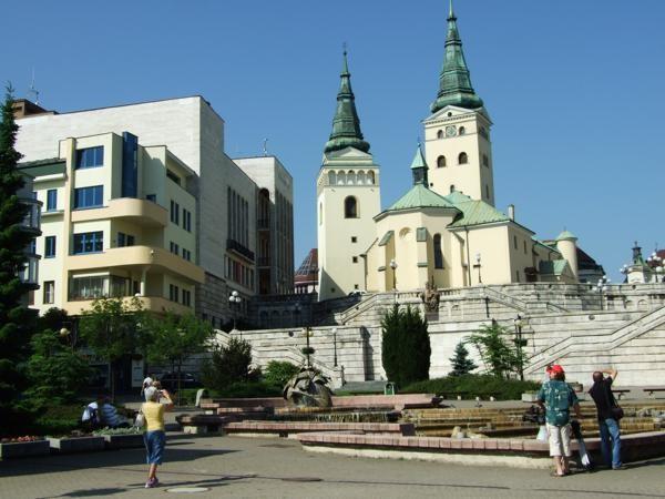Żylina. Miasto gotyku, renesansu i secesji