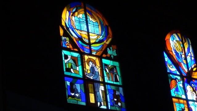 Wysowa. Kościół stanął dla letników