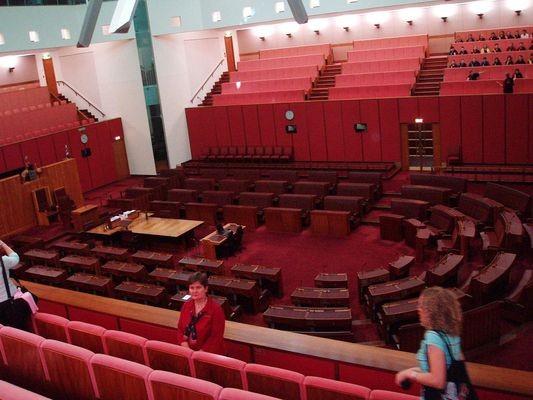 Canberra. Stolica Australii to nudne miasto