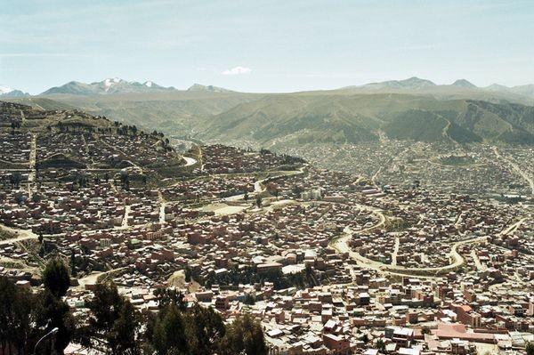 La Paz. Najwyżej położona stolica świata