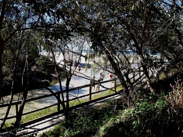 Fraser Island. Wielka Wyspa Piaszczysta