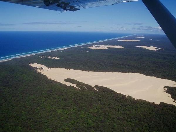 Fraser Island Wielka Wyspa Piaszczysta