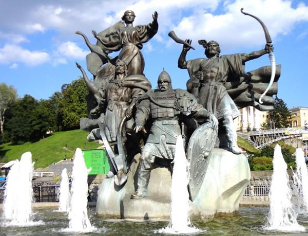 Kijów. Miasto pamięta o Waregach