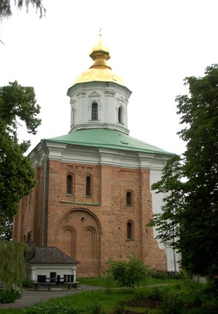 Kijów. Stary jak Ruś monaster Wydubicki