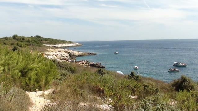 Przylądek Kamenjak. Najdalszy punkt półwyspu Istria