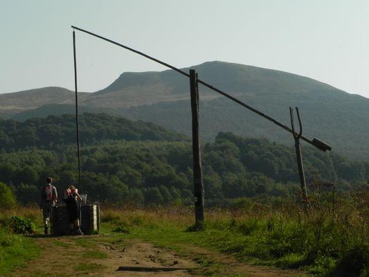 Tarnica Najwyższy szczyt w Bieszczadach