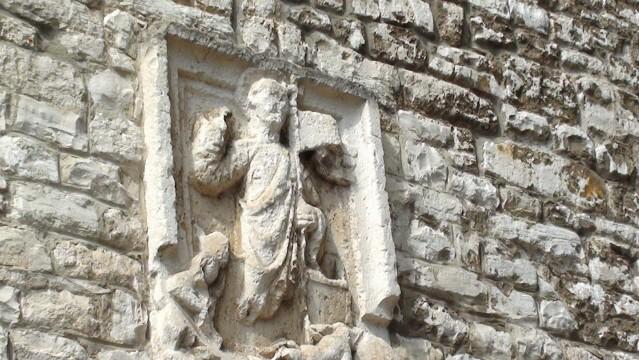 Pula. Ulicą Riva do katedry (na chwilę)