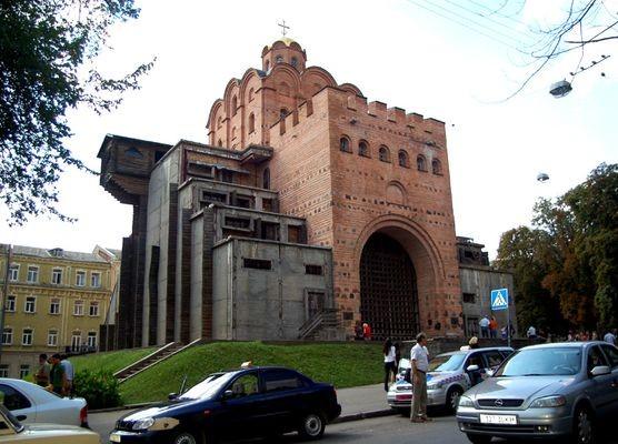 Kijów. Złota Brama w legendzie i… dziś