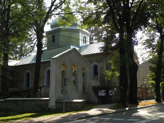 Baligród Cerkiew już prawie uratowana