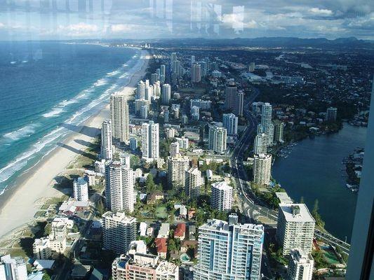 Gold Coast Czy chciałbyś tutaj mieszkać?