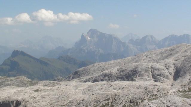 Altipiano di Pala. Dziko na wielkim płaskowyżu