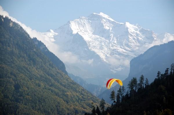 Alpy Berneńskie Jungfrau – to znaczy Dziewica