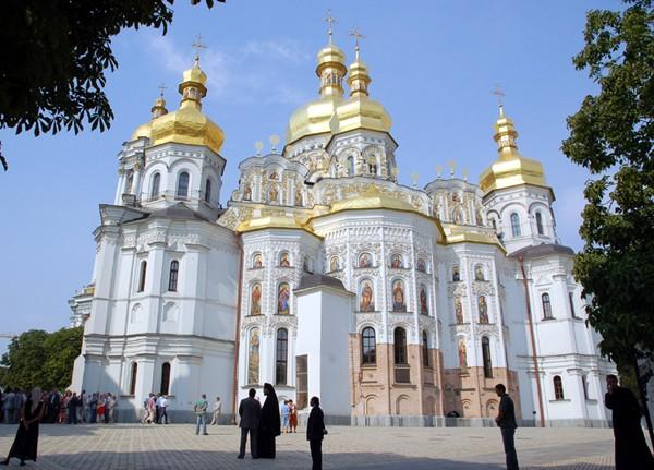 Kijów. Niezwykłe dzieje Ławry Pieczerskiej