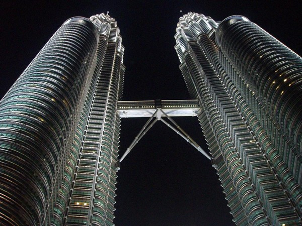 Kuala Lumpur Atrakcje kuchni pod wieżami