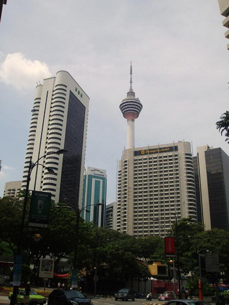 Kuala Lumpur. Atrakcje kuchni pod wieżami