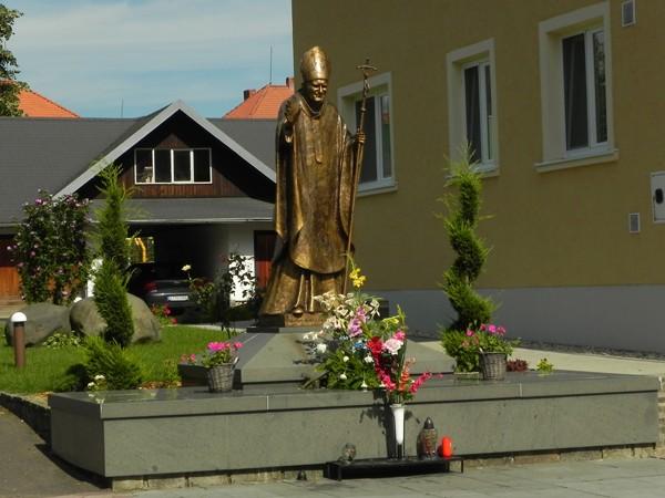 Snina. Deptak na wschodnim krańcu Słowacji