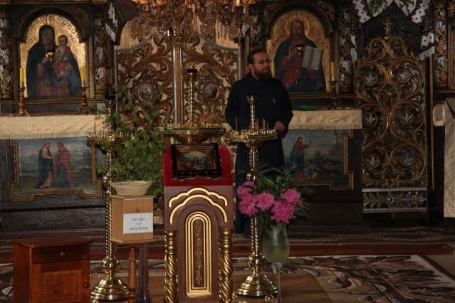 Wysowa. Cerkiew na skraju uzdrowiska