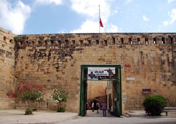 La Valletta Narodowe Muzeum Wojny