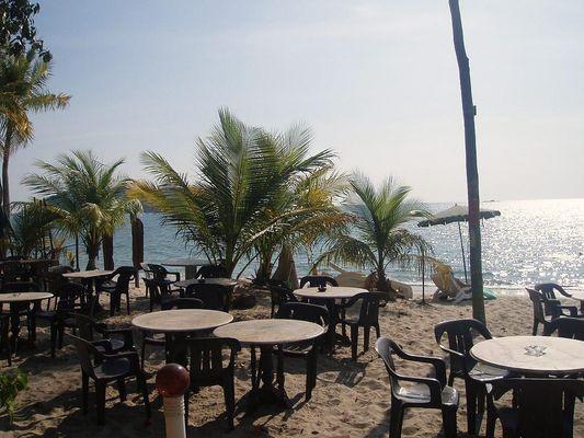 Pulau Langkawi Leniwy relaks na białym piasku