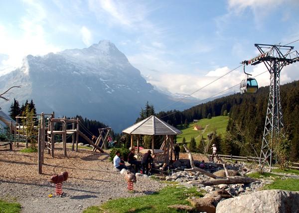 Grindelwald. First Flieger, czyli szalony zjazd