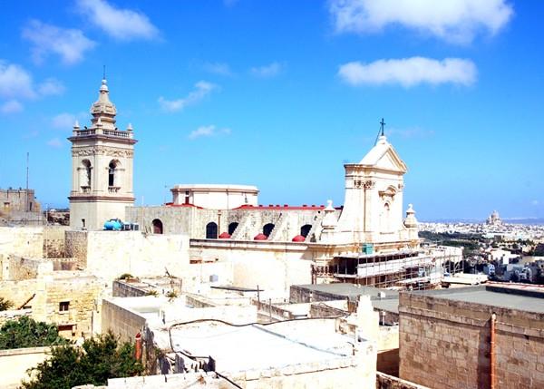 Victoria. W stolicy maltańskiej wyspy Gozo