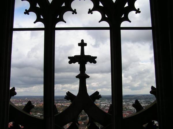 Ulm Katedra najbliżej Boga