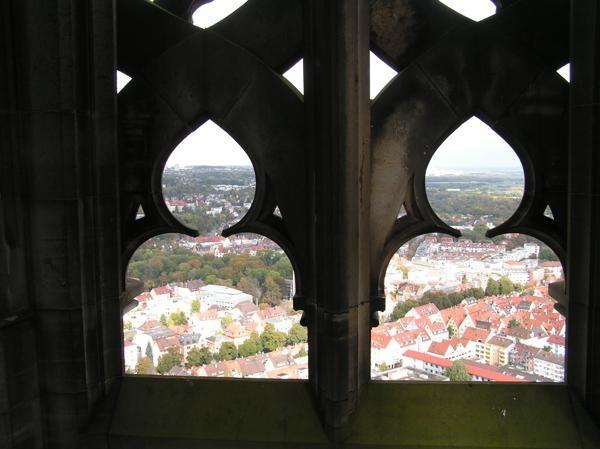 Ulm. Katedra najbliżej Boga