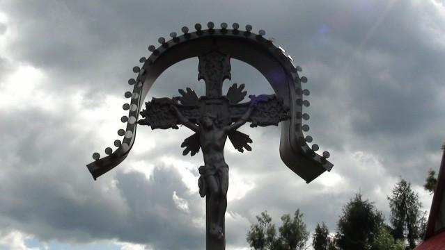 Wysowa. Na łemkowskim cmentarzu
