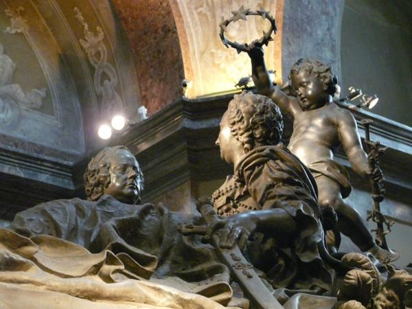Wiedeń. Cesarska krypta u kapucynów