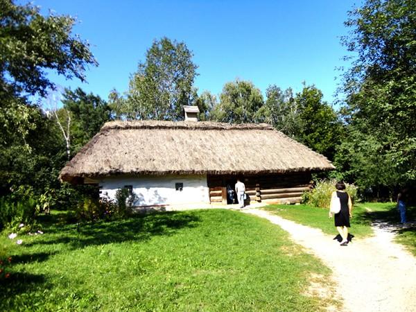 Pyrohiw Skansen dawnej wsi i? komunizmu