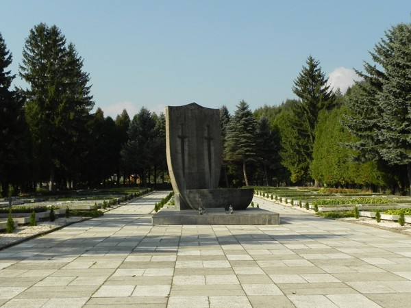Baligród A gdzie są ukraińskie groby?