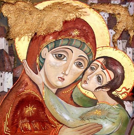 Kijów Ikony pisane czy malowane?