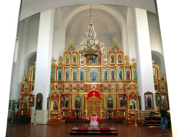 Kijów. Ikony pisane czy malowane?
