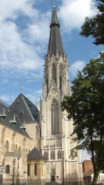 Ołomuniec. Katedra świętego Wacława