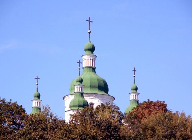 Kijów Freski w cerkwi świętego Cyryla