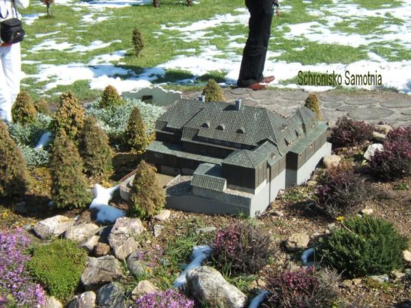 Kowary. Miniatury dolnośląskich zabytków