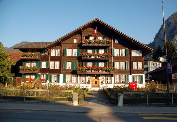Interlaken. Jedno miasto, trzy gminy